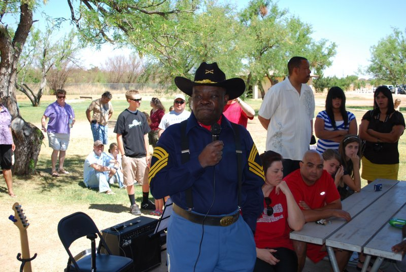 Spirit of the Buffalo Soldier 20121