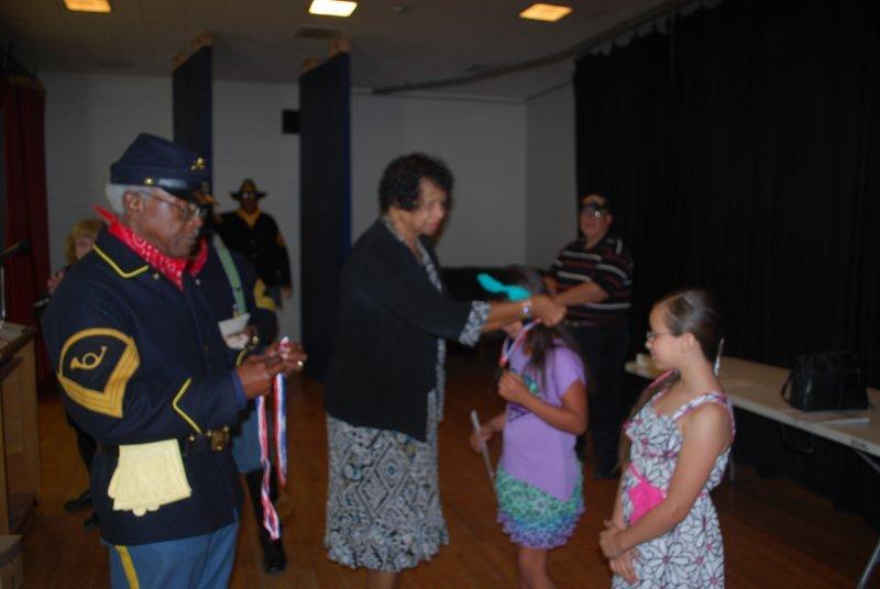 Spirit of the Buffalo Soldier Award 2014