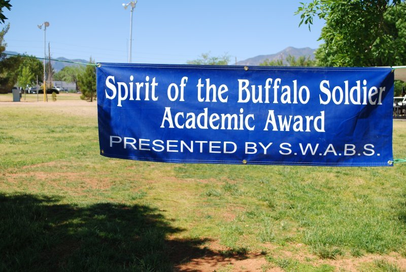 Spirit of the Buffalo Soldiers