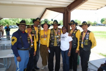 2012 Spirit of the Buffalo Soldiers