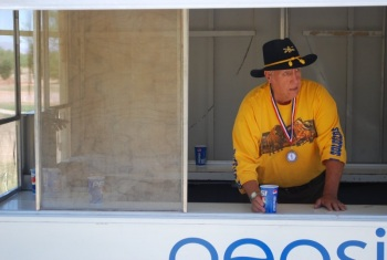 Spirit of the Buffalo Soldier 20126