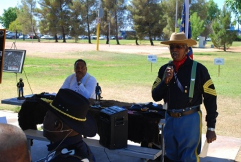 Spirit of the Buffalo Soldiers 2012