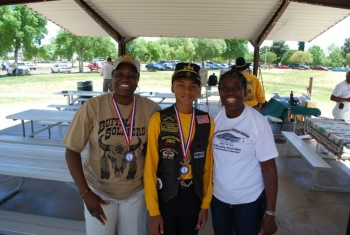 Spirit of the Buffalo Soldiers 20124