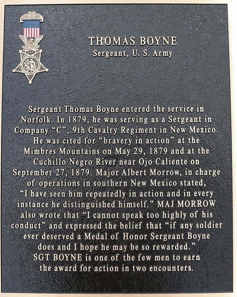 MH Thomas Boyne